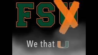 F S WHO? FSU Diss Track by SoLo D