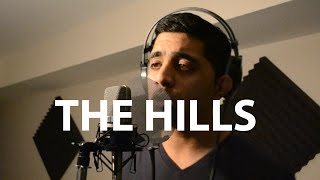 The Weeknd - The Hills (cover) (lyrics)