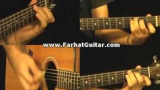 The man who sold the world - Nirvana Guitar live FarhatGuitar.com