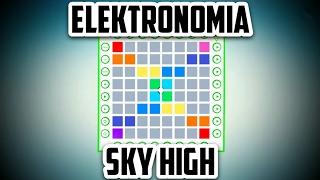 Elektronomia - Sky High [NCS Release] // Unipad Cover + Project File