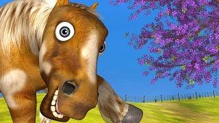 Meu Cavalo Meu Bretão - A Fazenda do Zenão 3 | O Reino das Crianças