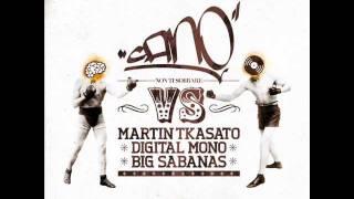 11_Crudo. Cano NTS VS Big Sabanas (feat. Charlie Parkes & Dirty Cebra)