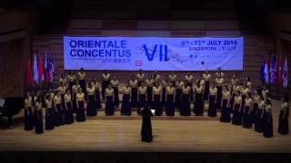 "Kelly Tang - ""The Angel"" - Crescent Girls' School Choir"