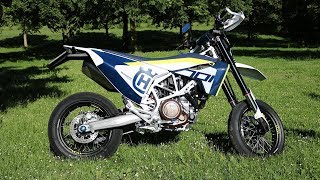 HUSQVARNA 701 - ON BOARD #1