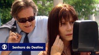 Senhora do Destino: capítulo 186 da novela, quinta, 30 de novembro, na Globo