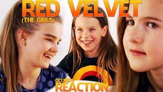 British Kids React to | Red Velvet 'Ice Cream Cake' [The Girls] | ocUKids KPOP #9