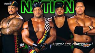 "Nation of Domination 2nd WWE Theme Song - ''Nation of Domination"" (V2) With Download Link"