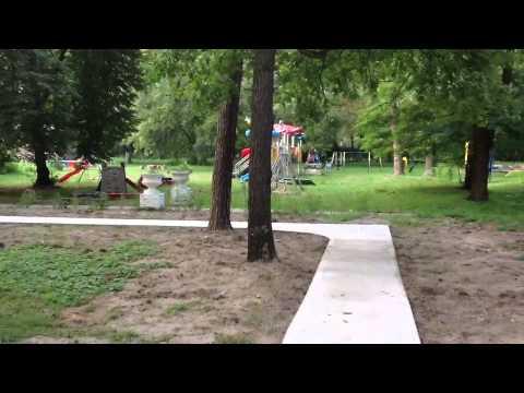 Ukraine Orphanage Bike Path