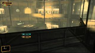 "Deus Ex: Missing Link ""Icarus Box"" exploit"