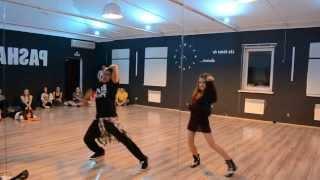 Choreography Jennifer Lopez feat. Pitbull - Live It Up