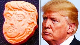 Trump-Shaped Ecstasy Pills Hit The Market