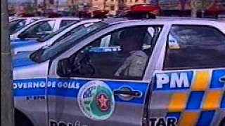 29-11-11 - Operação Boas Festas em Aparecida de Goiânia - Cel Edson - Cel Silvio_WMV V9.wmv