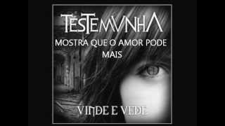 """Banda Testemunha - CD """"Vinde e Vede"""" - Specula"""