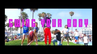Maggie Bushiri - Swing Your Body Ft. Aaeidi (Official Music Video)
