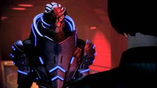 Mass Effect 2: Garrus Romance: Garrus jealous of Thane or Jacob