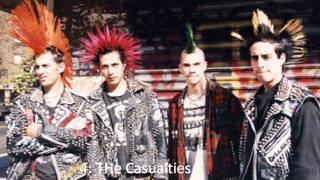 Top 10 Favorite Hardcore-Punk Bands !