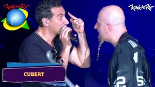 System Of A Down - CUBErt LIVE【Rock In Rio 2015 | 60fpsᴴᴰ】