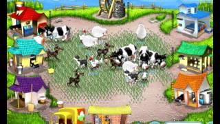 Обзор Игры Веселая Ферма