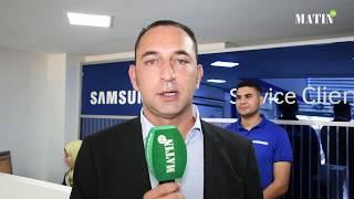 SAV de Samsung : un centre à Casablanca pour se rapprocher plus des clients