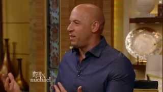 Vin Diesel Talks About Paul Walker