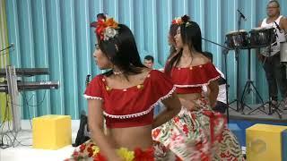 Carimbó Flor de Liz mostra coreografia e participa do Galeto de Ouro