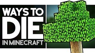 Ways to Die: TREE (Minecraft Animation)
