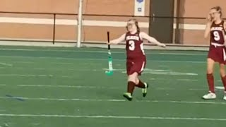 Crowd Goes Wild When Player With Down Syndrome Scores Field Hockey Goal