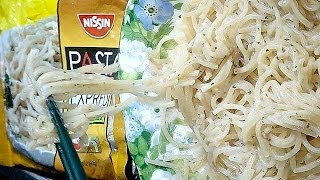 No.5220 Nissin (Philippines) Pasta Express, Creamy Carobnara