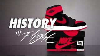 A History Of Flight - Animated History of Air Jordan 1984-2015 width=