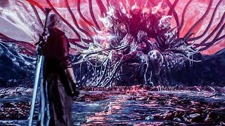 "Devil May Cry 5 - Dante Vs Urizen ""1st Encounter"" Boss Fight"
