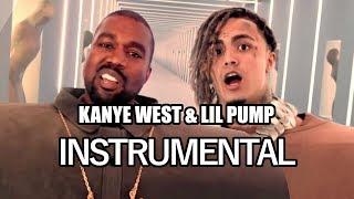 Kanye West & Lil Pump - I Love It (Instrumental)