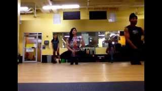 Ivy Levan- Biscuit choreography hip hop class