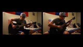 Хурд - Цэргийн бодол Гитар Соло //// Hurd Tsergiin Bodol Guitar solo