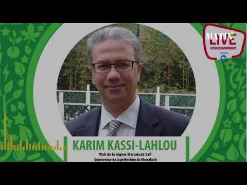 Video : «Marrakech post-Covid-19, la ville durable» : Autorités et acteurs locaux lancent le débat