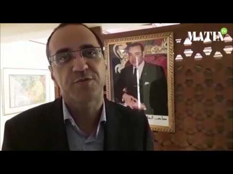 CAN 2017 : Déclaration d'Abdellah Sbihi, ambassadeur du Maroc au Gabon