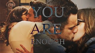 You are Enough | New Girl | Jess & Nick