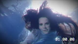 Lana Del Rey - Summertime Sadness (80s power ballad remix)