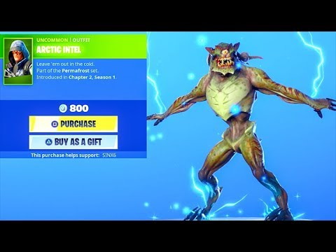 Fortnite Week 2 Oasis Dinosaur