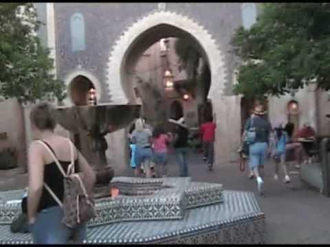 Disney World Epcot Morocco