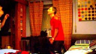 Ronaldo-Bellucci freestyle