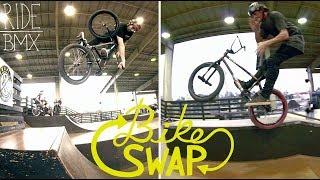 BMX - BIKE SWAP - GT'S ALBERT MERCADO & LEANDRO MOREIRA