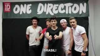 One Direction - Anúncio Venda de Ingressos no Brasil [Legendado PT-BR]