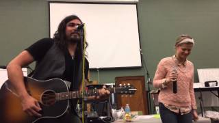 Barton Hollow ~ The Civil Wars ~ Molly Kate Kestner & Dan Rodriguez Cover