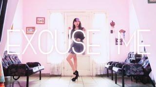 【meri】EXCUSE ME (Dance Cover)