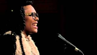 "Individual World Poetry Slam Finals 2015 - Crystal Valentine ""Tempest"""