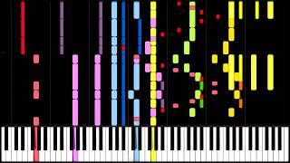 Alan Walker - Different World feat. Sofia Carson (Remix Piano) K-391 & CORSAK