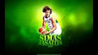 Marijonas, Mantas & Mia - Celebrate Basketball | - Eurobasket 2011 [anthem] [HD]