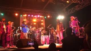 Cheikh Lô LIVE with Special Guests: Dakar, Senegal 06/05/2016