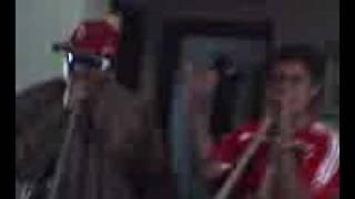 Aguilas sobre ruedas - Ayer la Vi (Dani y Joel)