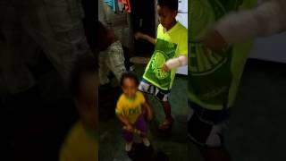 Minha filha dançando funk Sofia Gabriela
